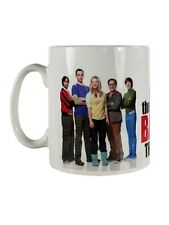 The Big Bang Theory Group Portrait TBBT Mug - NEW & OFFICIAL