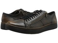 John Varvatos Barrett Creeper Low Top      Walnut      MSRP $268.00