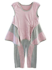Isobella And Chloe Jaclyn Jersey Tunic And Legging Set Toddler And Girls