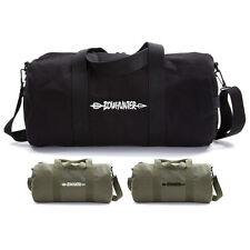 Army Force Gear Archery Bowhunter Arrow Logo Military Duffle Bag Sports Gym Bag