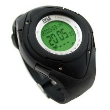 Pyle Sports Heart Rate Monitor Watch with Minimum, Average Heart Rate, Calories,