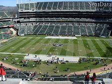 2-AILSE-35YdLn-ROW 2 Tickets KANSAS CITY CHIEFS@OAKLAND RAIDERS-SOLD OUT! 10/16