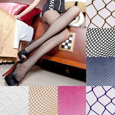 Women's Sexy Girl Fishnet Pattern Pantyhose Tights Punk Stockings Fashion POP