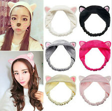 Cute Hair Cat Ears New Head Band Womens Headband Hot Girls Gift Headdress Party