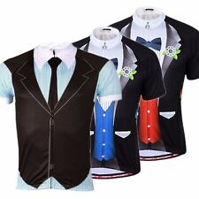 Retro Gentleman Cycling Jersey Bicycle Team Clothing Bike Mtb Bike Shirts Top