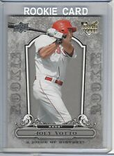JOEY VOTTO 2008 Upper Deck A PIECE OF HISTORY RC Reds ROOKIE