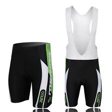 Merida Classic Men's Bike Padded Shorts Quick Dry Bicycle Short Pants / Tights