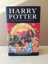 Harry Potter and The Deathly Hallows, Bloomsbury, 2007, First Edition, Fine