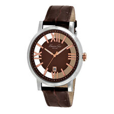 Kenneth Cole Analog Casual   Brown US Mens Watch KC8010