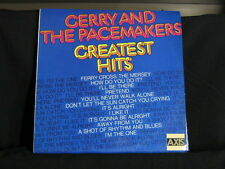 Gerry & The Pacemakers. Greatest Hits. 33 lp Record Album. 1973. Australia