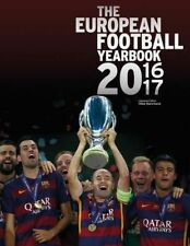 NEW Uefa European Football Yearbook 2016/17 by Not Known Paperback Book (English