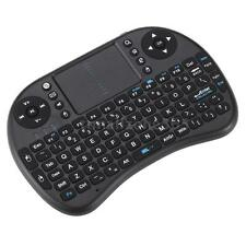 Pro Wireless Keyboard Handheld Air Mouse Touchpad Remote Control M6B6