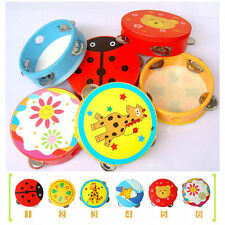 Lovely Animal Handbells Developmental Toys Bed Bells Kids Baby Soft Toys Rattle