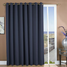 Ricardo Trading Ultimate Black-Out Grommet Patio Single Panel Curtain