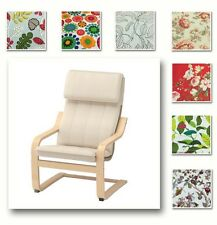 Custom Made Children's Chair Cover, Fits IKEA Poang Children's Chair, Patterned