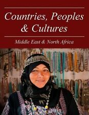 NEW Middle East & North Africa by Salem Press Hardcover Book (English) Free Ship