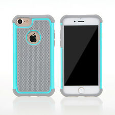 New Shockproof Hybrid Rugged Rubber Hard Case Cover Skin for iPhone 7/7 Plus CN