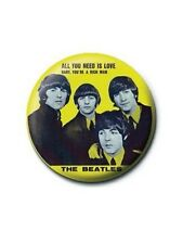The Beatles All You Need is Love Badge