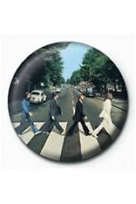 The Beatles -Abbey Road Badge