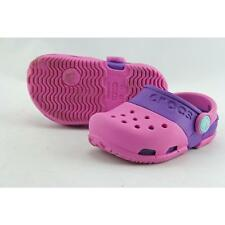 Crocs Electro II Clog Toddler US 5 Pink Clogs Pre Owned 2172