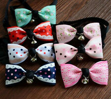 Dog Puppy Cute Elegant Bow Tie Bowknot Small Dog Clothes For Necktie Cat Hot
