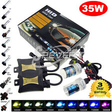 35W HID BI Xenon Conversion KIT H1 H3 H4 H7 H8 H9 9005 9006 Hi/Lo Headlight Bulb