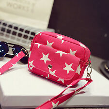 Women Shoulder Bag Mini Small Messenger Cross Body Handbag Bags Purse Lovely FT