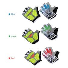 Half Finger Gloves Racing Riding Road Bike Motor Cycling Bicycle Gloves Y7Y8