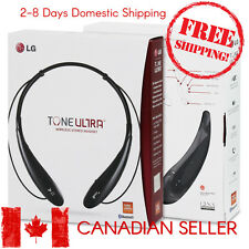 NEW LG Tone Ultra HBS-800 Bluetooth Stereo Headset - COMES IN FACTORY SEALED BOX
