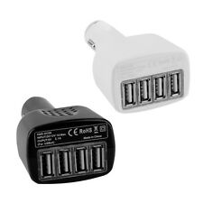 4-Port Good Quality Universal USB Car Charger Power Adapter For iPhone 5 6 HOT Y