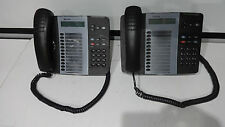 β 2x Mitel 5312 IP Phones Joblot