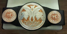 """WWE UNIFIED Tag Team Championship Mattel Belt 32"""" Waist RETIRED NEW DAY THE USOS"""
