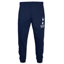 Tottenham Hotspur FC Official Gift Boys Slim Fit Fleece Joggers Jog Pants