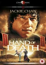 HAND OF DEATH - JACKIE CHAN - NEW (D3) {DVD}