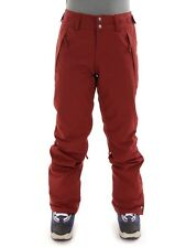 O'Neill Snowboard Pants Ski Pants Glamour red water resistant breathable