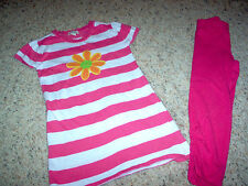 TODDLER/LITTLE GIRL 2-PC OUTFIT - SIZE 4T - EUC - CHILDRENS PLACE