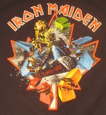 Iron Maiden The Final Frontier Tour Canada 2014 XL