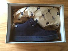 Mint Condition, unworn Ipath Cats Womens Navy Suede, Size 7