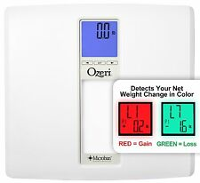 Ozeri ZB20 WeightMaster II 440 lbs Digital Bath Scale with BMI and Weight... New