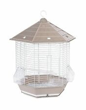 Prevue Pet Products SP31998GRAY/BROWN Copacabana Bird Cage Stone New