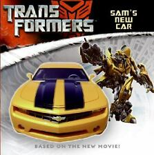 Transformers - Sam's New Car by E. K. Stein (2007, Paperback)