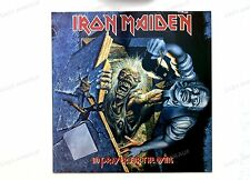 Iron Maiden - No Prayer For The Dying Europe LP 1990 + Innerbag //6