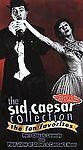 The Sid Caesar Collection - Fan Favorites: Box Set (VHS, 2001, 3-Tape Set)
