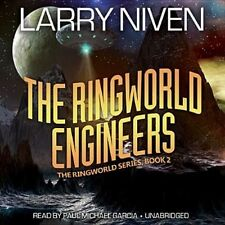 The Ringworld Engineers by Larry Niven Compact Disc Book (English)