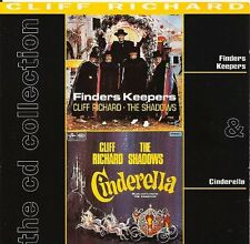 Richard, Cliff - Finders Keepers/Cinderella - Richard, Cliff CD DWVG