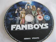 FANBOYS - DISC ONLY (RB4)  {BLURAY}
