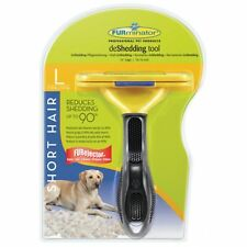 FURminator DeShedding Tool for Large Dogs with Short Hair / Long Hair , FROM UK