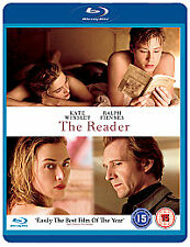 The Reader (Kate Winslet) **NEW & SEALED** BLU RAY