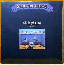 STONE THE CROWS Ode To John Law LP FOC 180g HQ Vinyl New & Still Sealed Akarma