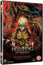 Hellsing Ultimate Volume 5-8 Collection [DVD]